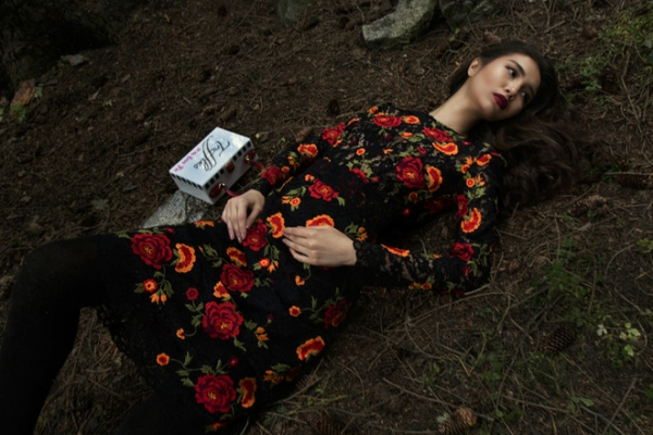 Казахская мода: ZHSaken представил лукбук осень-2016