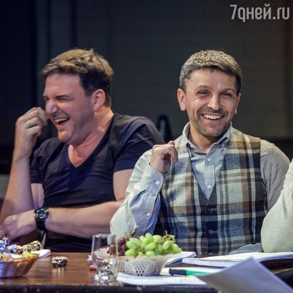 Максим Виторган сыграет необычную главную роль