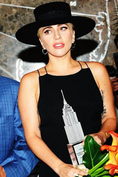 Леди Гага призналась, что не может жить без антидепрессантов