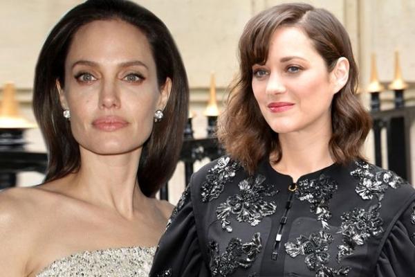 Марион Котийяр расстроена обвинениями в причастности к разводу Джоли и Питта