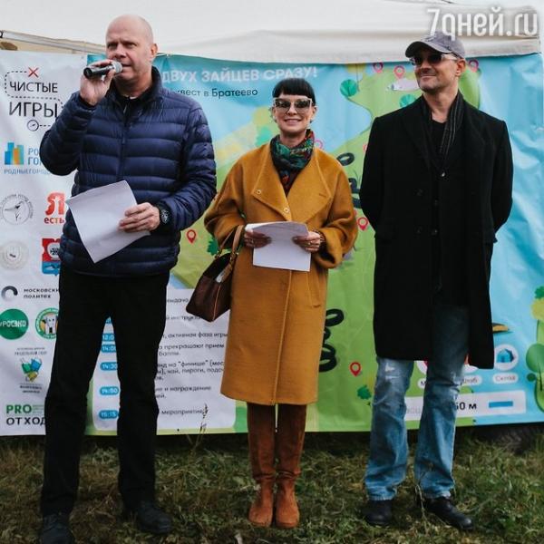 Гришаева и Бероев встали на защиту редких птиц