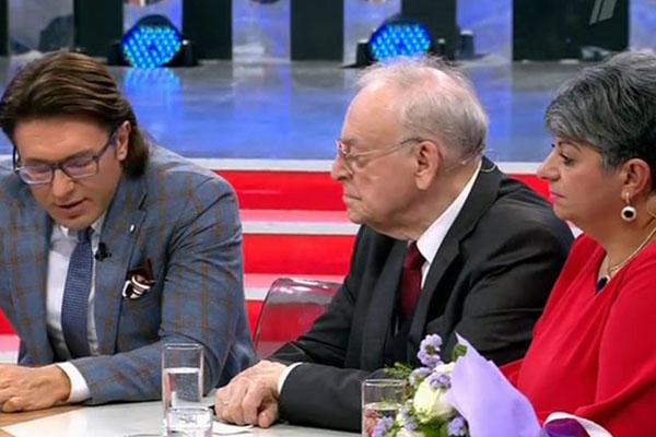 Игорь Кириллов познакомился с внуками после смерти сына