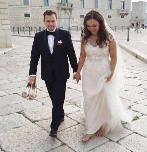 Андрей Гайдулян закатил итальянскую свадьбу
