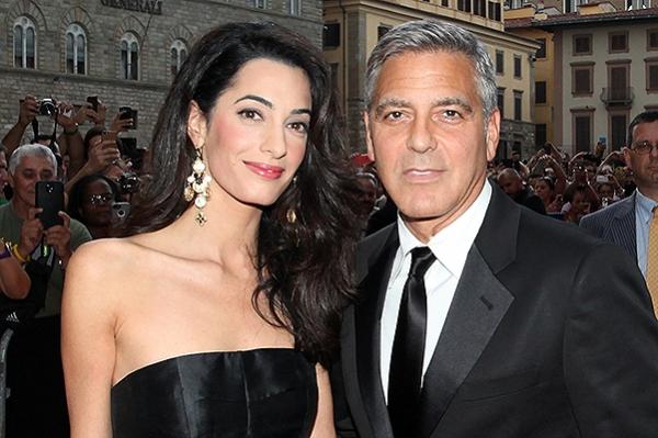 Джордж Клуни боится за безопасность супруги
