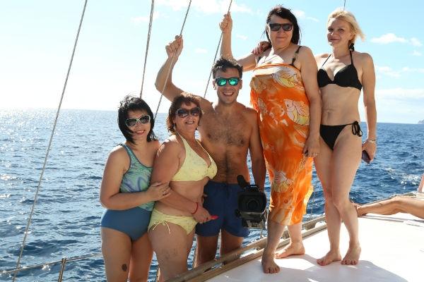 Дневник проекта «В отпуск с Андреем Малаховым»: как отдыхают победители