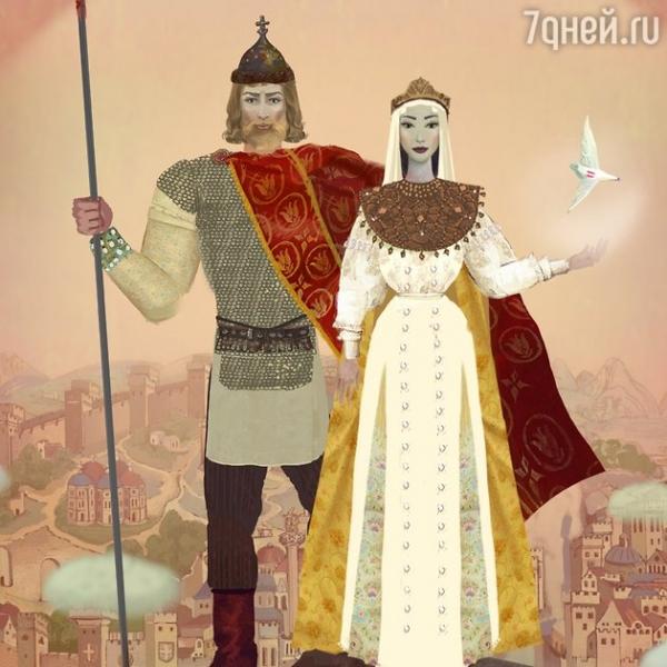 Александр Иншаков стал святым Владимиром