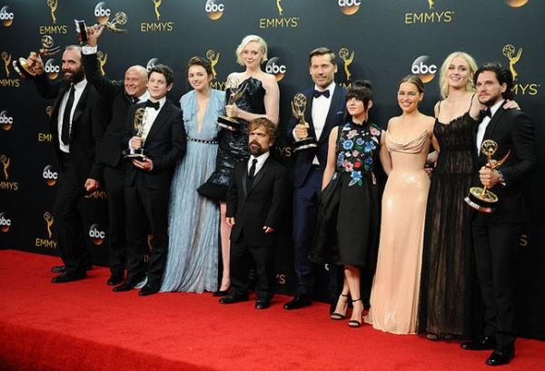 «Игрa престолов» получила главную награду премии «Эмми»
