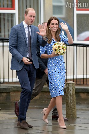 Герцогиня Кэтрин и принц Уильям мечтают отдохнуть от детей