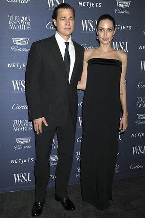 Анджелина Джоли не хочет больше иметь ничего общего с Питтом