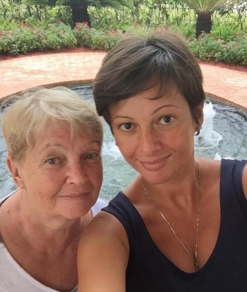 39-летняя Виктория Талышинская улетела рожать в Майями