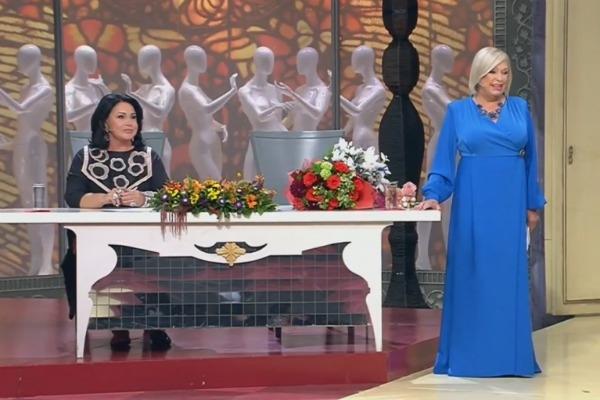 Жена Николая Караченцева Людмила Поргина резко сменила имидж