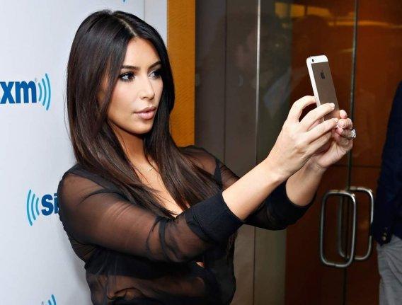 Ким Кардашьян попала под волну критики из-за внешнего вида своей маленькой дочки