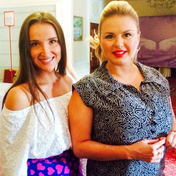Анна Семенович шокировала худобой