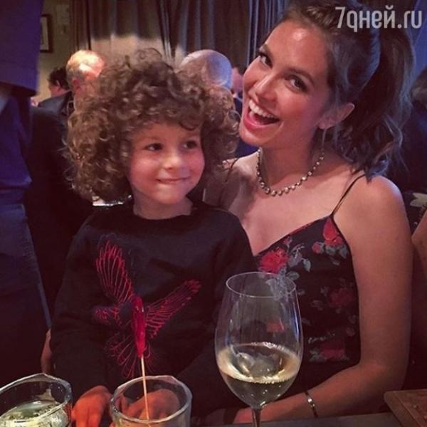 Даша Жукова рассказала о воспитании детей