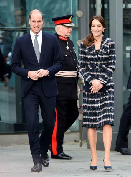 Кейт Миддлтон выполнила просьбу Елизаветы II о третьей беременности
