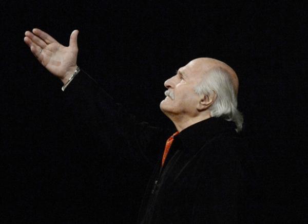 На 102-м году Владимир Зельдин ушел из жизни