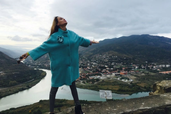 Анна Калашникова была вынуждена оставить ребенка