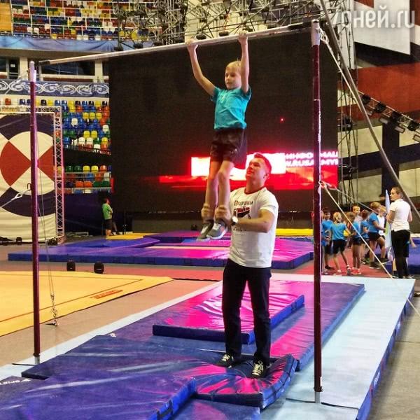 Алексей Немов и Светлана Хоркина вместе отметят Всероссийский день гимнастики