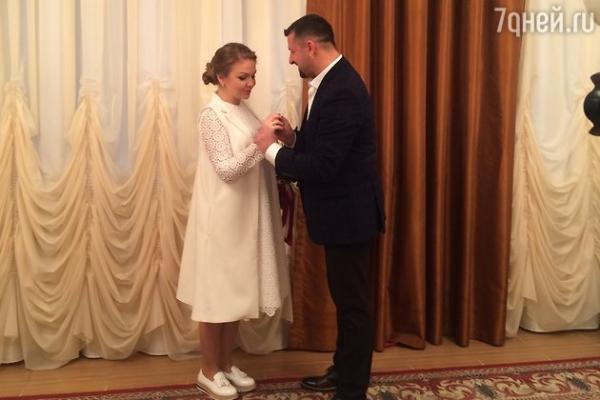 ВИДЕО: Марина Девятова вышла замуж