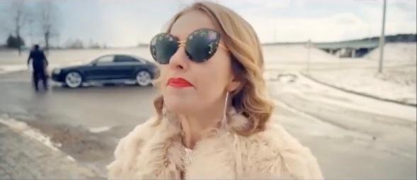 Сергей Шнуров заинтриговал новым роликом с Ксенией Собчак