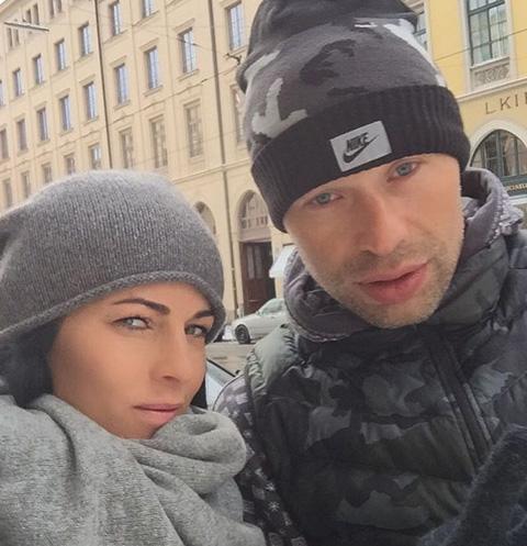 Василий Березуцкий стал отцом во второй раз