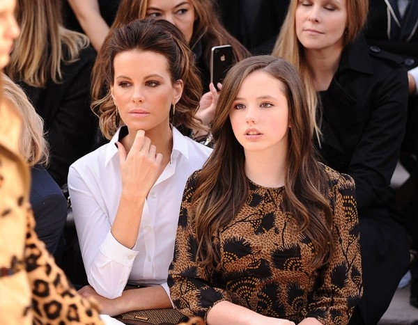 Кейт Бекинсейл опозорила дочь на всю школу из-за пениса