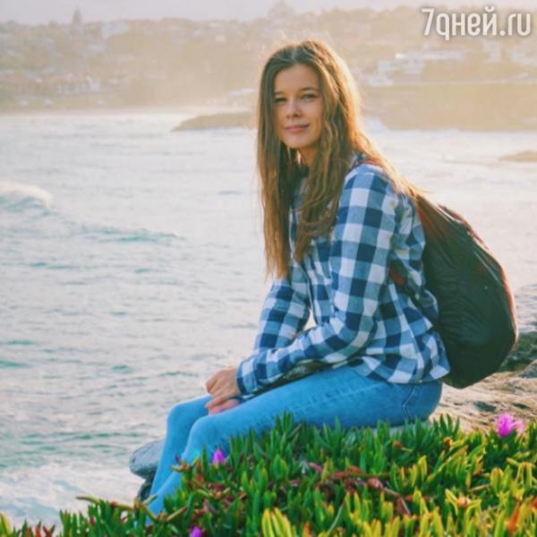 Катерина Шпица фантастически отпраздновала день рождения в Австралии