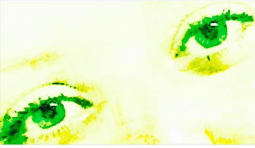 Никита Джигурда показал глаза любимой