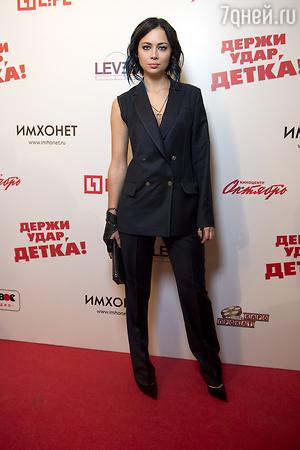 Илья Бачурин вышел в свет со звездой Comedy woman Наденькой