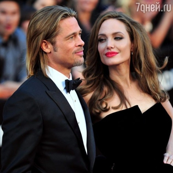 Анджелина Джоли и Брэд Питт пытаются ускорить развод