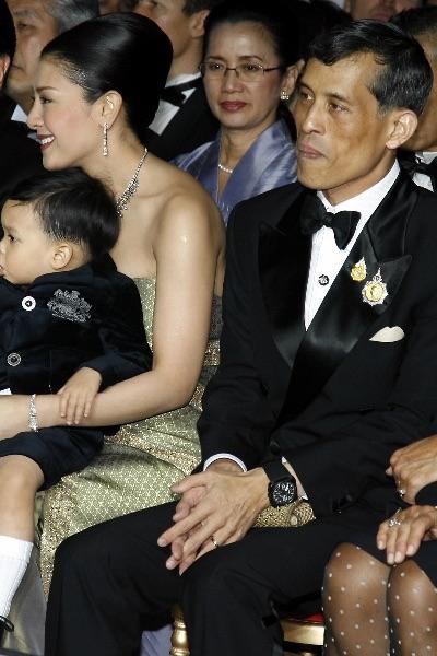 Новым королем Таиланда может стать 64-летний хипстер