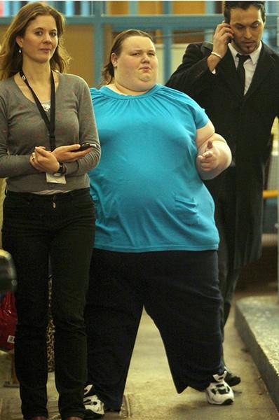 381 кг счастья: британку бросил парень, когда та похудела