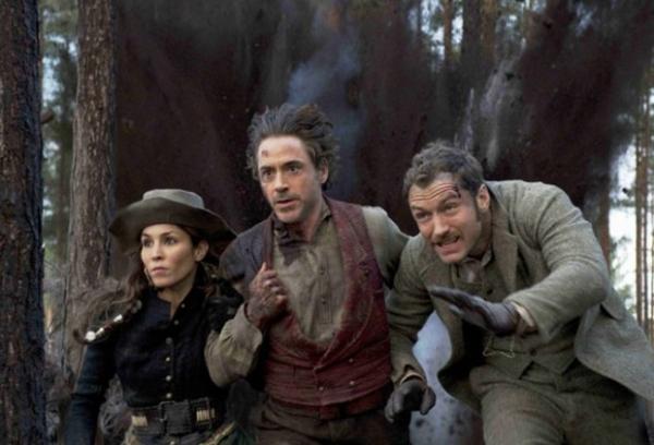 Сюжет «Шерлока Холмса 3» пишут сразу пять сценаристов