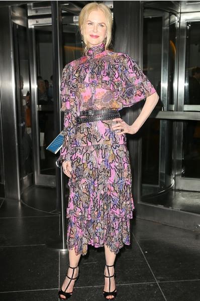 Успех или провал? Николь Кидман в цыганском платье