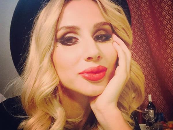Светлана Лобода обновила блог откровенным снимком