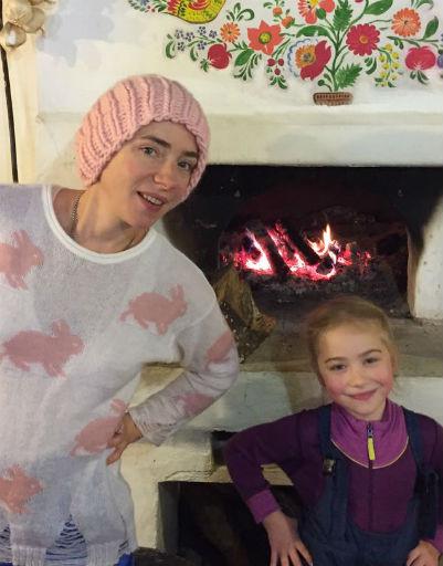 Тутта Ларсен устроила детям особые каникулы