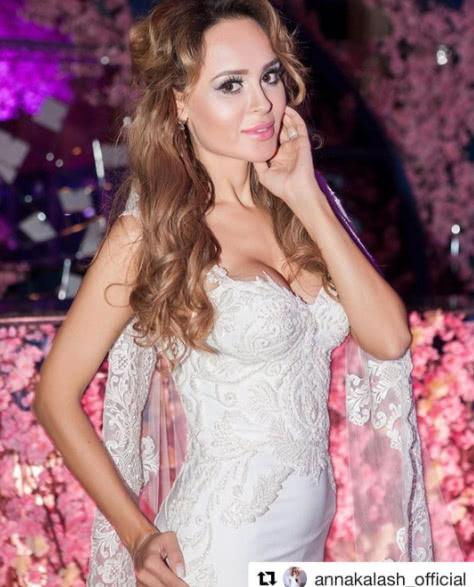 Анна Калашникова снова станет мамой