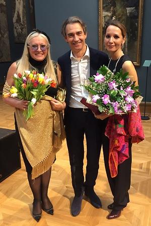 Татьяну Михалкову наградили золотой медалью