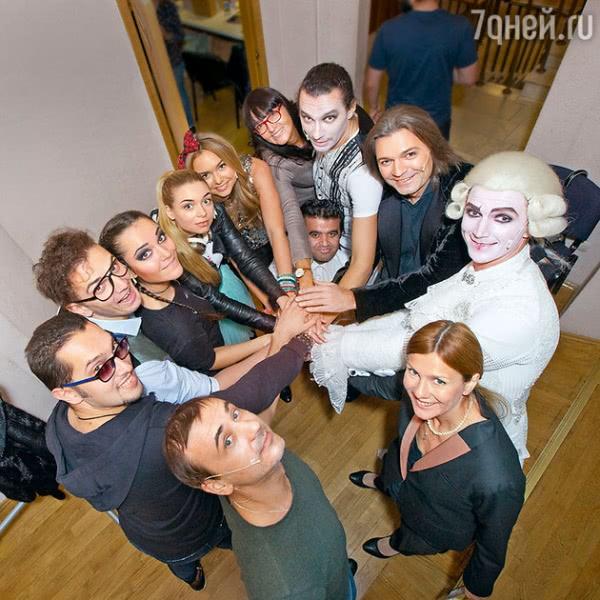 Дмитрий Маликов: «На первый гонорар дочь купила мне очки»