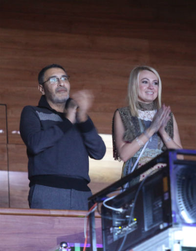 Дима Билан поразил зрителей невероятным шоу