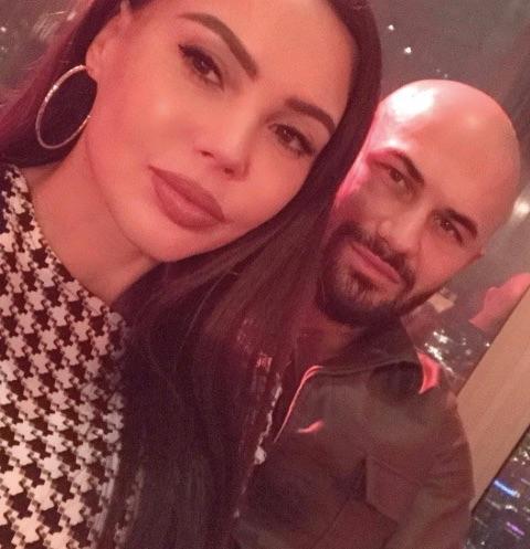 Джиган и Оксана Самойлова переехали жить за город