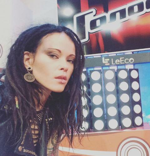 Дария «Нуки» Ставрович раскритиковала шоу «Голос»