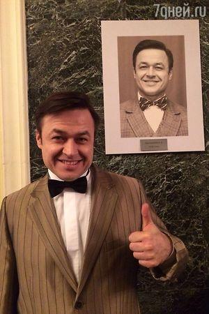 Муж Любови Тихомировой дебютировал в кино