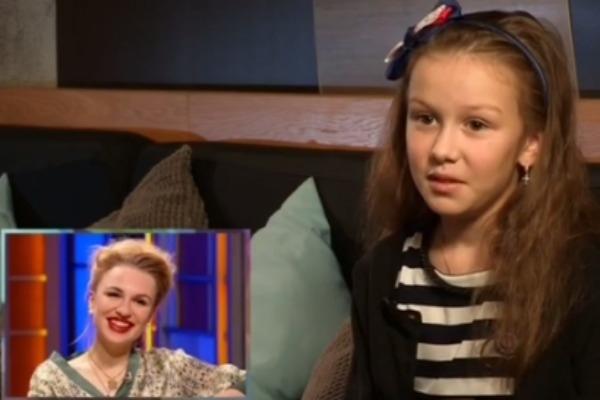 Валерия Гай Германика запрещает ребенку спрашивать об отце