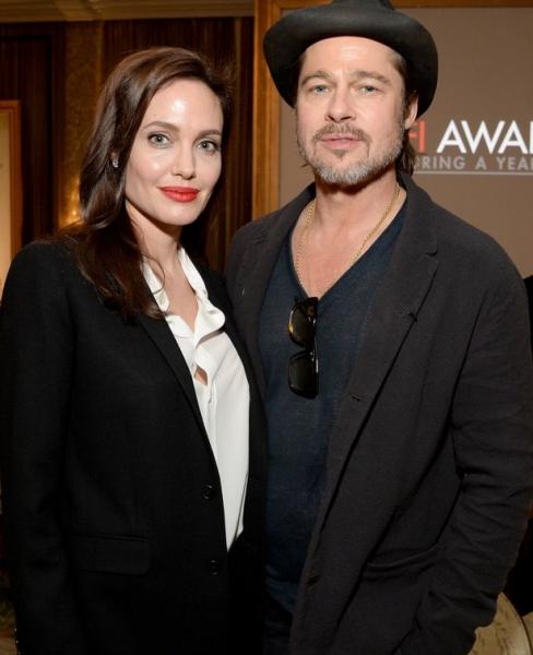 Анджелина Джоли сделала официальное заявление