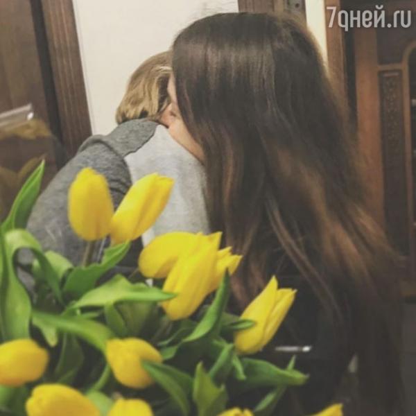Агния Дитковските похвасталась сюрпризом от любимого