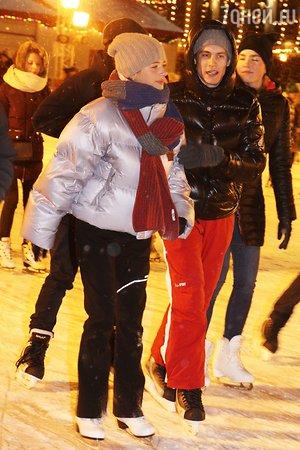Алла Михеева и Катерина Шпица открыли зимний сезон