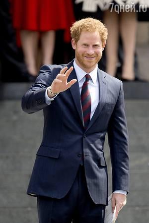 Возлюбленная принца Гарри поселилась в Кенсингтонском дворце