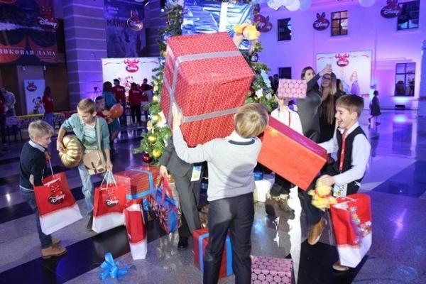 В Москве состоялся благотворительный вечер Disney
