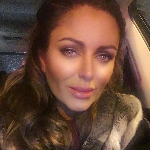 Юлия Началова показала селфи, прошедшее через фотошоп